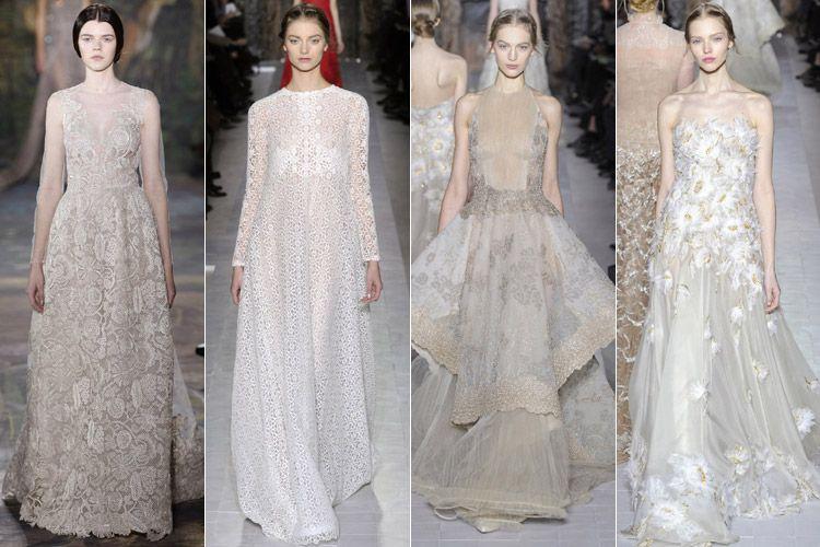 Doce propuestas (y mucha inspiración) para el vestido de novia de Beatrice Borromeo - Foto 5
