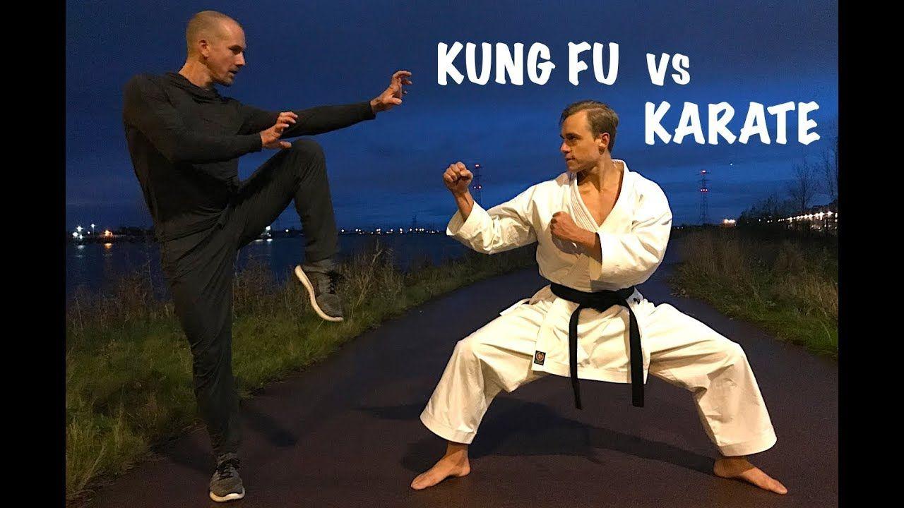 KUNG FU vs KARATE | STREET FIGHT! | DMDHPCOAS1&2LATE80'S90'SARCH