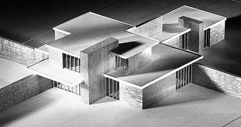 Sirio-3D: - Brick House (Mies Van Der Rohe)