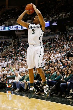 Michigan State, fueled by the return of Adreian Payne ...