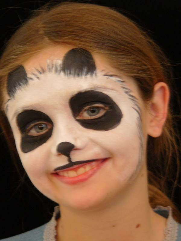 A Face Painting Extravaganza Face Painting Easy Face Painting Bear Face Paint