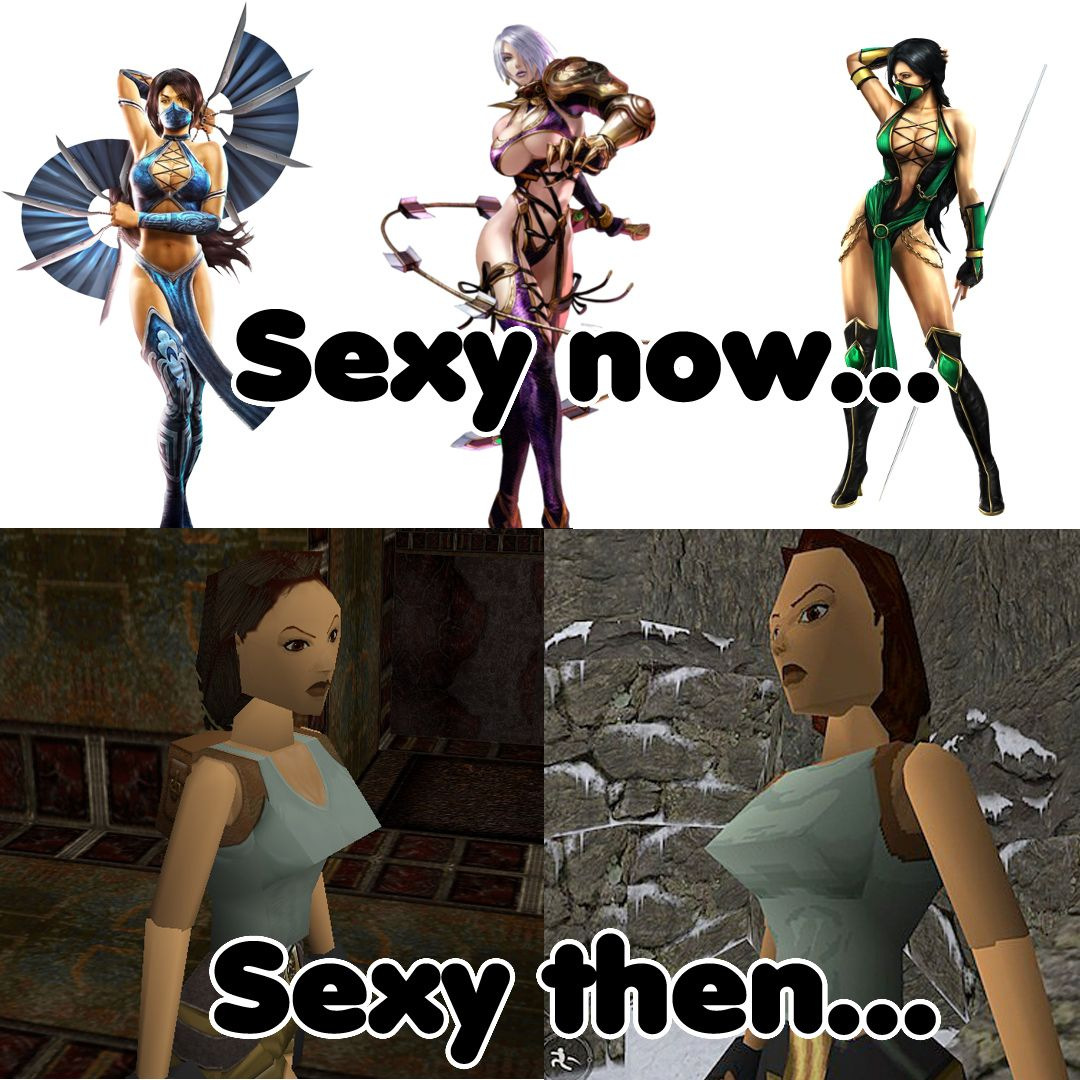 Game humor sexy