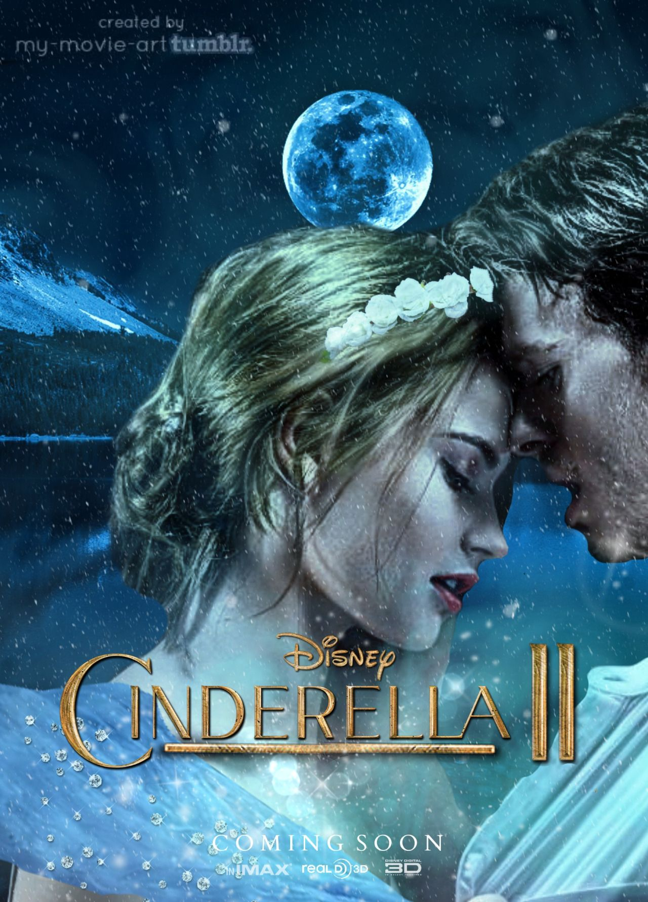 Cinderella Ii Peliculas De Disney Peliculas De Adolecentes Peliculas De Romance