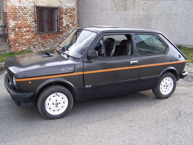 Fiat 127 Con Immagini