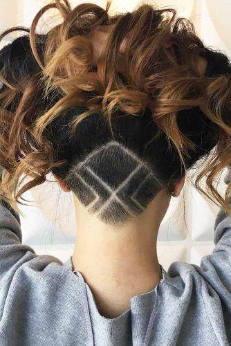 42 Excellent Undercut Hairstyle Ideas for Women  