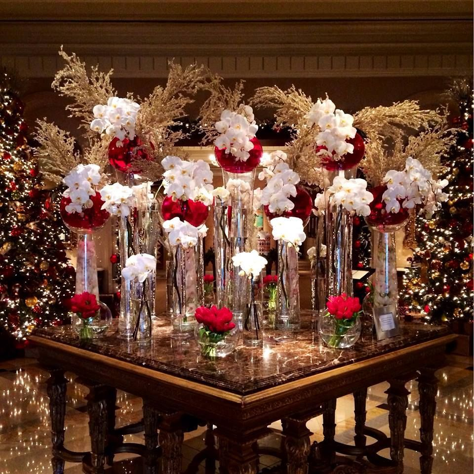 The Ritz Carlton Dallas Quot Lobby Look Quot By Bella Flora Of