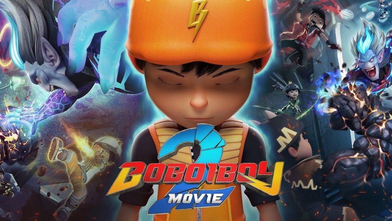 Boboiboy Movie 2 Poster Reveal Galaxy Movie Boboiboy Anime Boboiboy Galaxy
