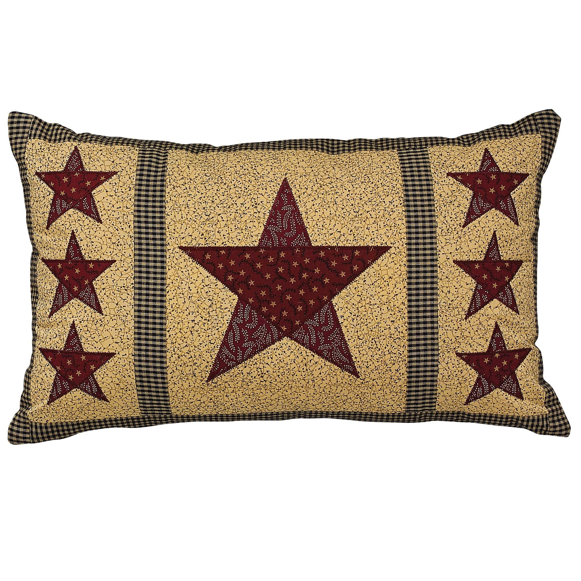 Tacoma Quilted Pillow 16 Filled | Almohadas personalizadas