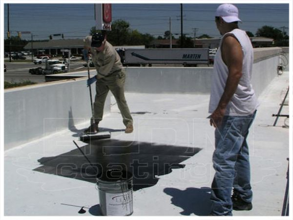 Protective Coating Of Liquid Rubber Is Manufactured For Implementing The Most Up To Date Achievements Liquidroo Rubber Roof Coating Epdm Roofing Roof Coating