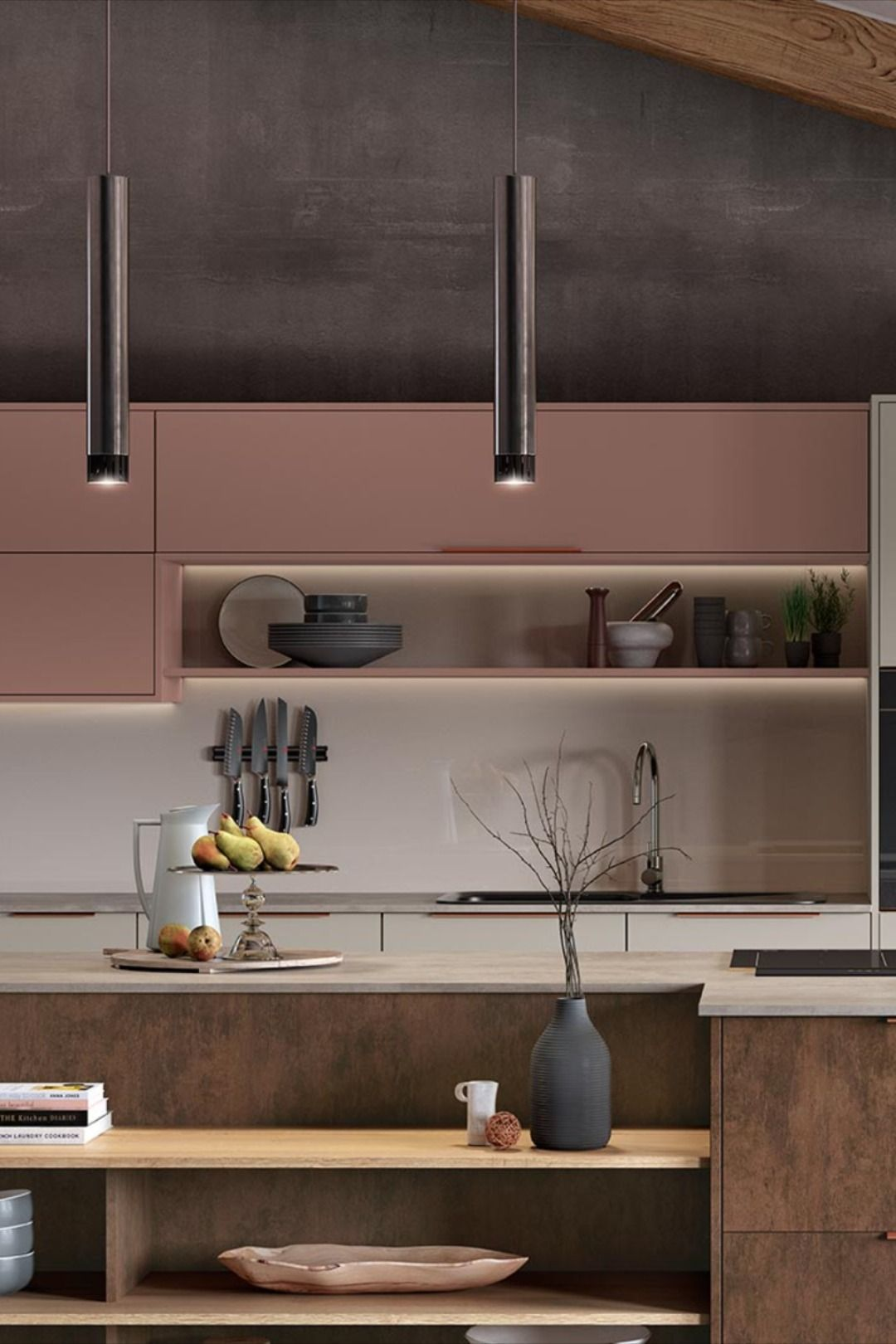 Pin By Moulton Kitchens Ltd On The Signature Collection In 2020 Modern Kitchen Design Modern Kitchen Wall Cabinet