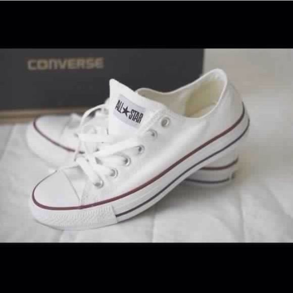 Converse Been worn a few times can be clean up easily just a couple spots  Other 0b5876478