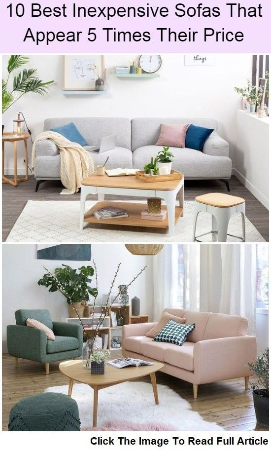 10 Best inexpensive sofas that appear 5 times their price ...