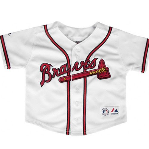 online store 4dff3 4bfff Atlanta Braves Authentic Freddie Freeman Jersey | baby ...