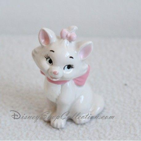 figurine cramique marie chat disney les aristochats 7 cm