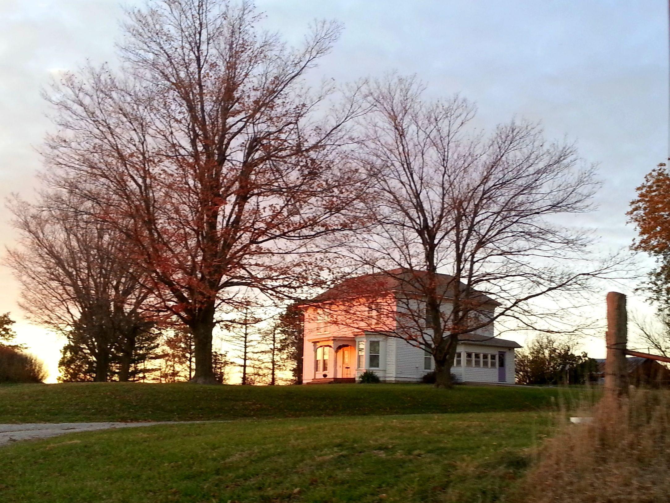 Kansas brown county everest - House Built By Rasmus And Anna Jensen C1885 In Everest Kansas Still Held By