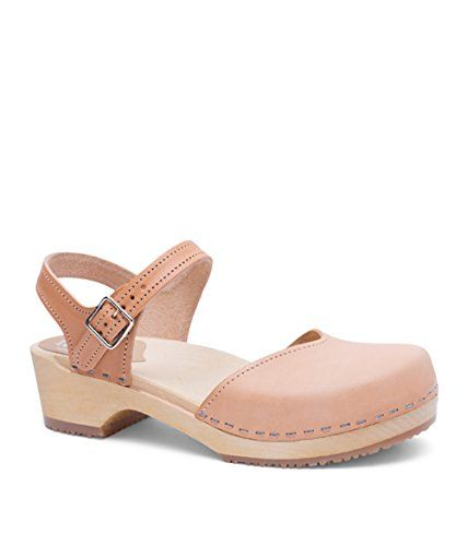 0b762656285e Sandgrens Swedish Wooden Low Heel Clog Sandals For Women ... https ...