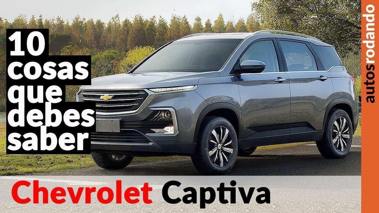 Chevrolet Captiva 2020 Ficha Tecnica Price And Release Date Di 2020