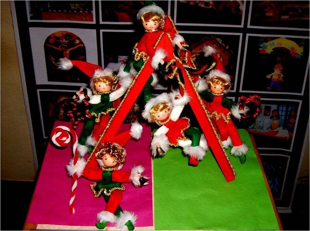 Clases de manualidades navide as arlequines paso a paso for Manualidades para navidad paso a paso