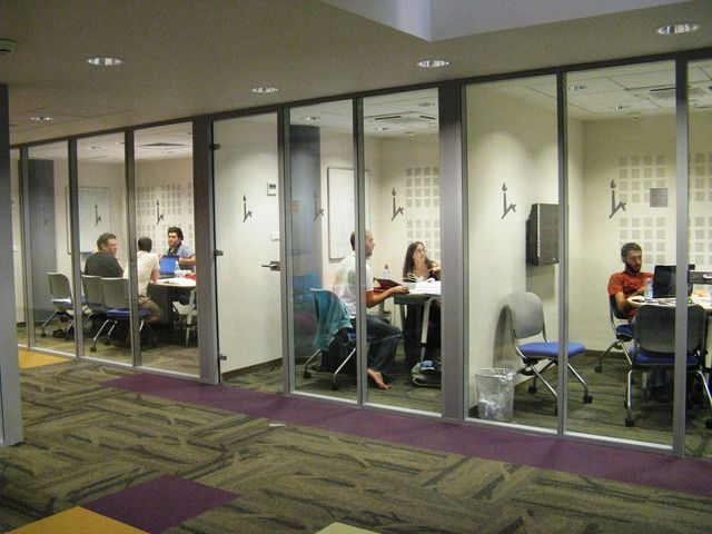 Study Spaces - UC San Diego Library Home Page