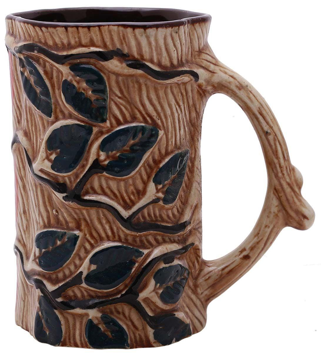 Bulk Wholesale Colorful Handmade Ceramic Beer / Iced Tea