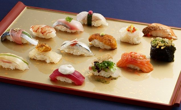 Sushi of Gari offers sushi and sashimi platters for under $50. (From: Photos: Restaurants That Started a Food Movement)