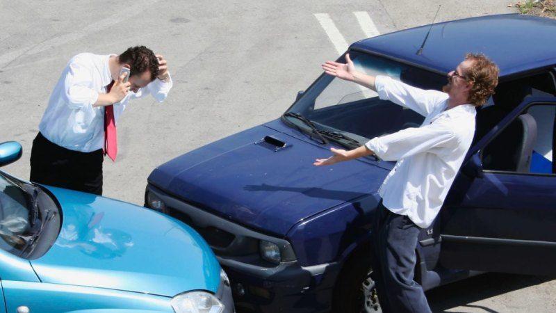 Car Crash Insurance Pests Harass Queenslanders At The Front Door