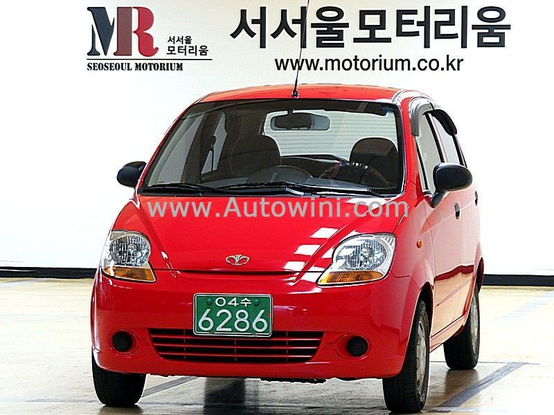 2006 Gm Daewoo All New Matiz City 고급형 04수6286 Daewoo Buy