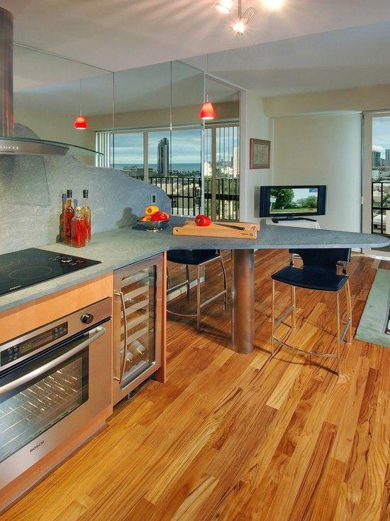 Kitchen Tigerwood Hardwood Flooring Brazilian Koa Stools For Kitchen Island Contemporary Kitchen Hardwood Floors