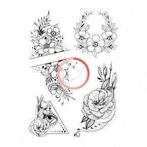 Couronne de fleurs tatouage tatouage temporaire / Noir Points / fleurs d'été / Cuisse tatouage pour fille / - couronne de fleurs tatouage tatouage temporaire / Noir Points / fleurs d'été / Cuisse tatouage pour fille #t - #Black #blossoms #dots #flowers #girl # musictattooideas #summer #tattoo #tattooforwomen #temporary #thigh #thightattoo #wreath #tatouagesdecuisses