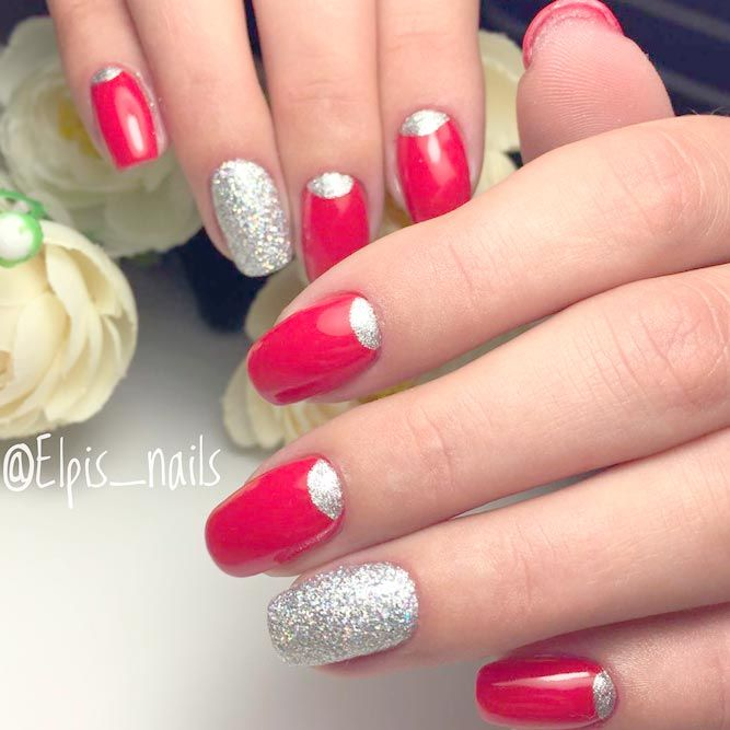 21 Artsy Lovely Nails Designs for a Modern Woman | Manicure, Modern ...