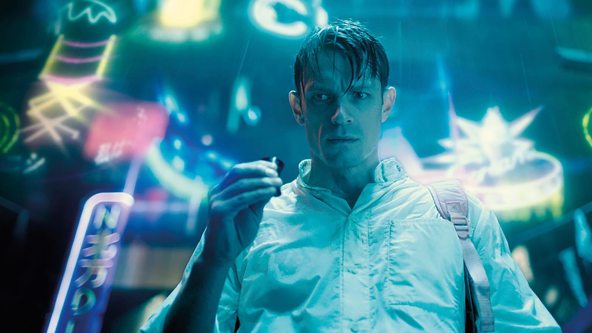 Tv Review Our Editor Gets Deep Into Netflix S Altered Carbon