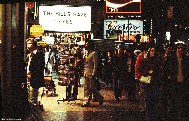 NYC 1977 by dw*c, via Flickr