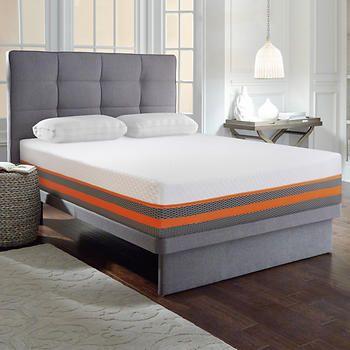 Dormeo Purelux 12 Ultracool Queen Memory Foam Mattress With