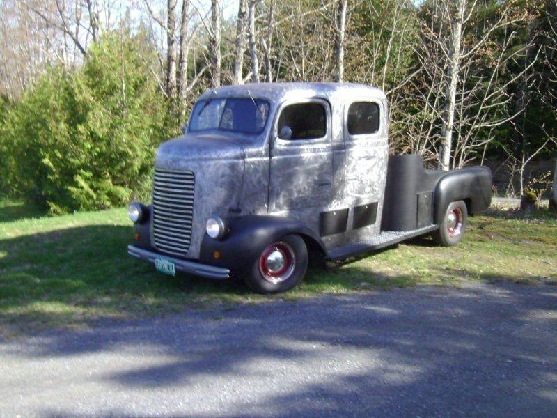 1946 dodge coe custom crew cab for sale trucks pinterest engine mopar and dodge trucks. Black Bedroom Furniture Sets. Home Design Ideas