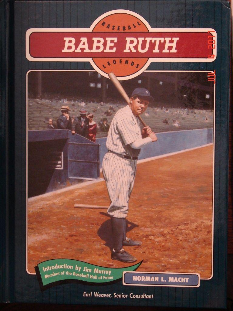 Baseball Legends - Babe Ruth  My First Love - Baseball -3260