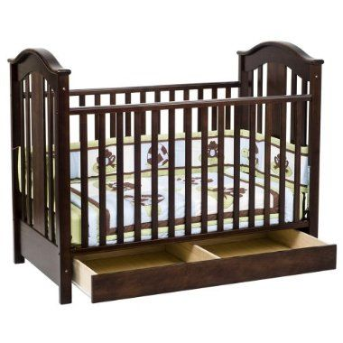 Target Crib With Under Bed Drawer Davinci Crib Under
