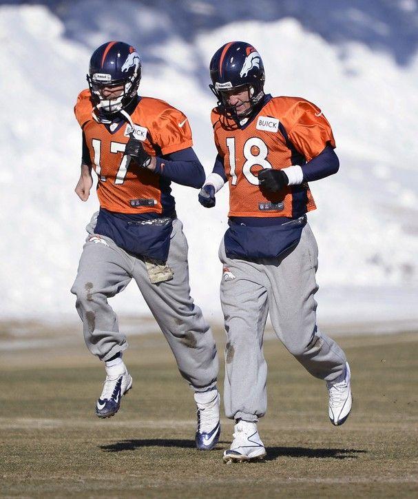 What Is John Elway Planning: Denver Broncos Practice January 2014