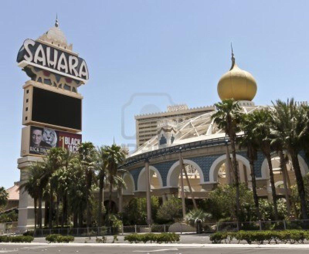 Sahara Las Vegas Place Stayed '