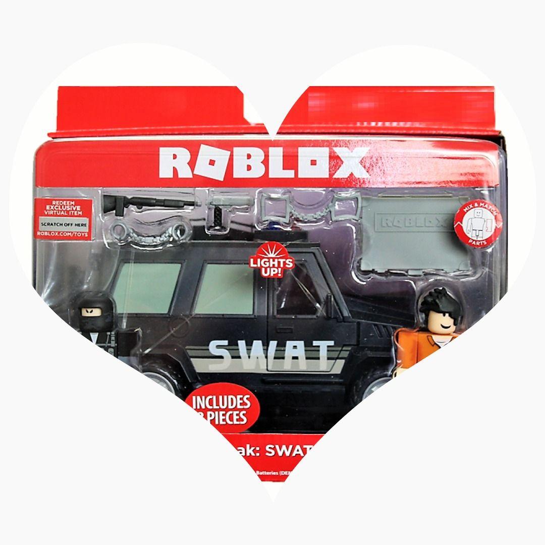 Roblox JAILBREAK Swat Unità Playset