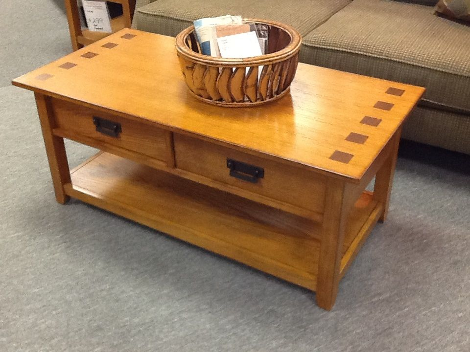 England cocktail table $319