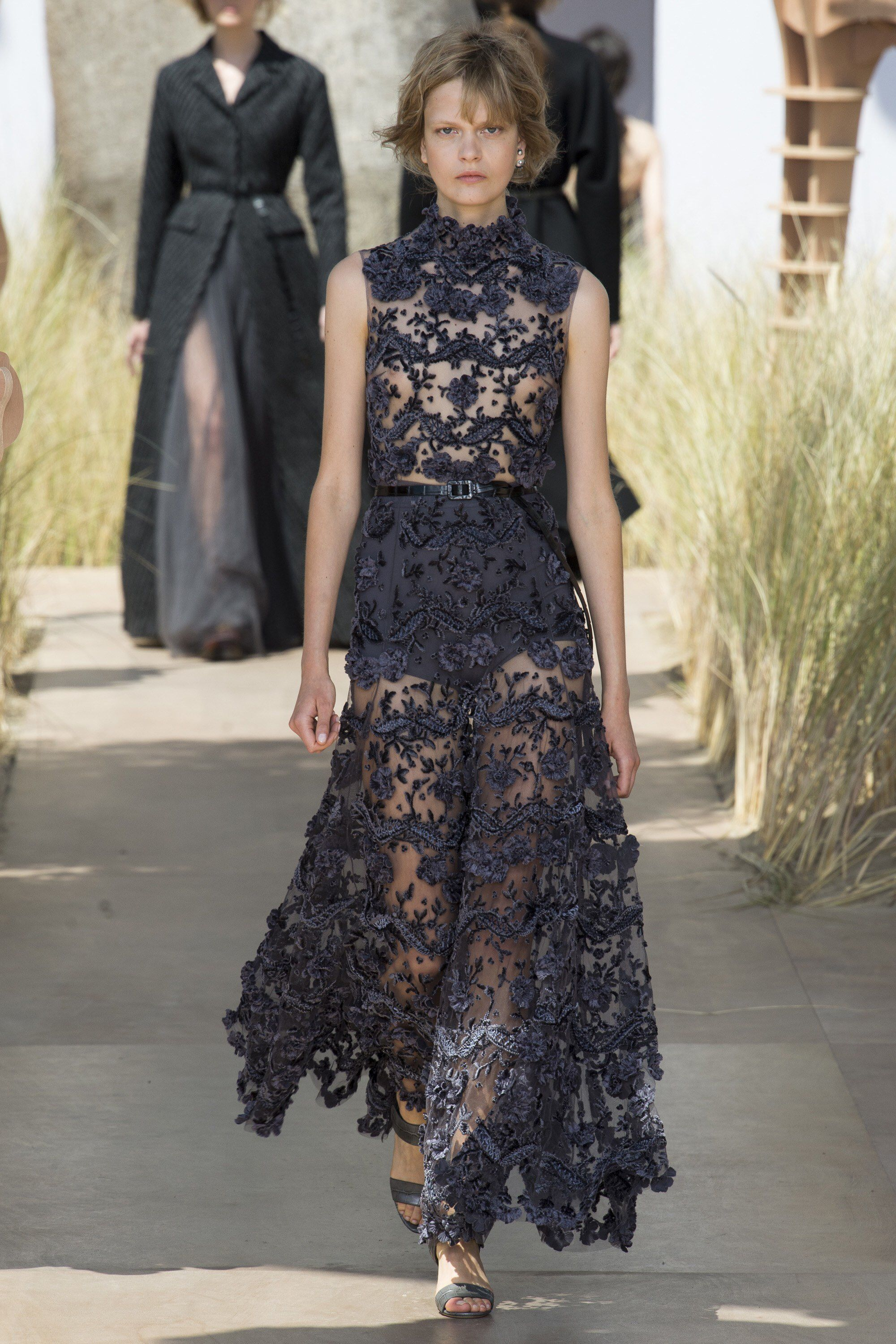Christian Dior Fall  Couture Fashion Show Collection  Christian