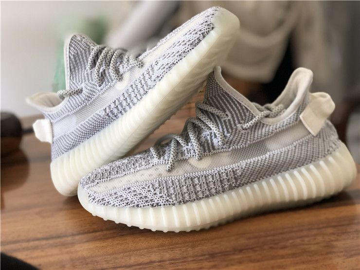 "check out 04ec1 5a631 First Look Adidas Yeezy Boost 350 V2 ""Static"" from KicksVogue"