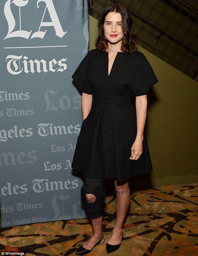 Smulders legs cobie Cobie Smulders