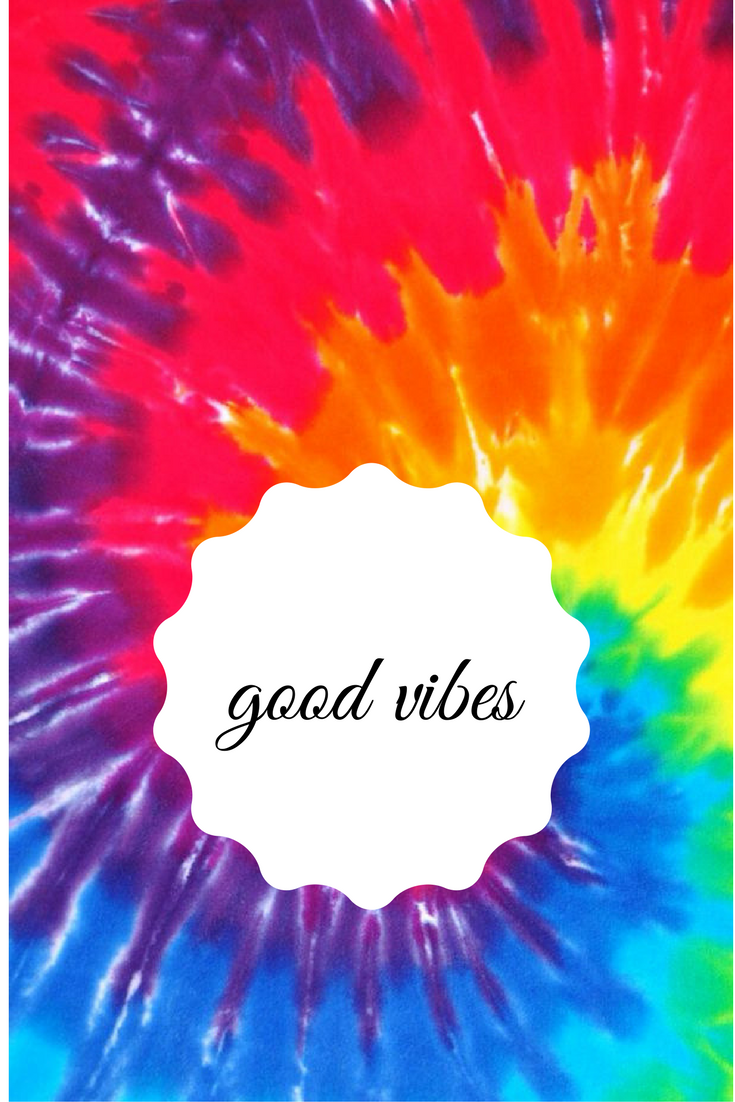 Good Vibes Wallpaper Made With Canva Tie Dye Hippy Wallpaper For Iphone Hippie Wallpaper Good Vibes Wallpaper Flower Phone Wallpaper