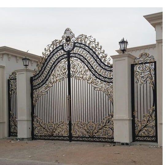 # Doors # doors # iron # iron # Riyadh # Saudi Arabia # Der …
