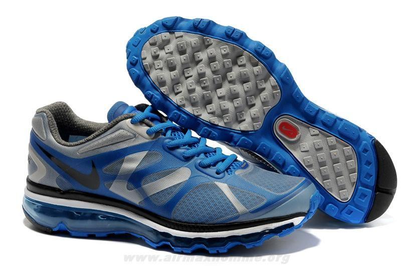 487982-007 Hommes Wolf Gris Noir Soar MetTousic Argent Nike Air Max 2012