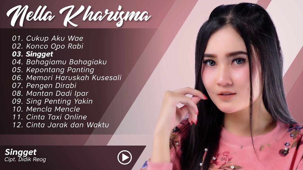 Download Lagu Dangdut Koplo Nella Kharisma 2020 Di 2020 Lagu