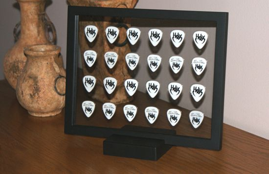 Image result for guitar pick display