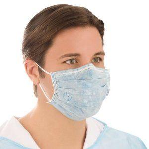 medline surgical mask