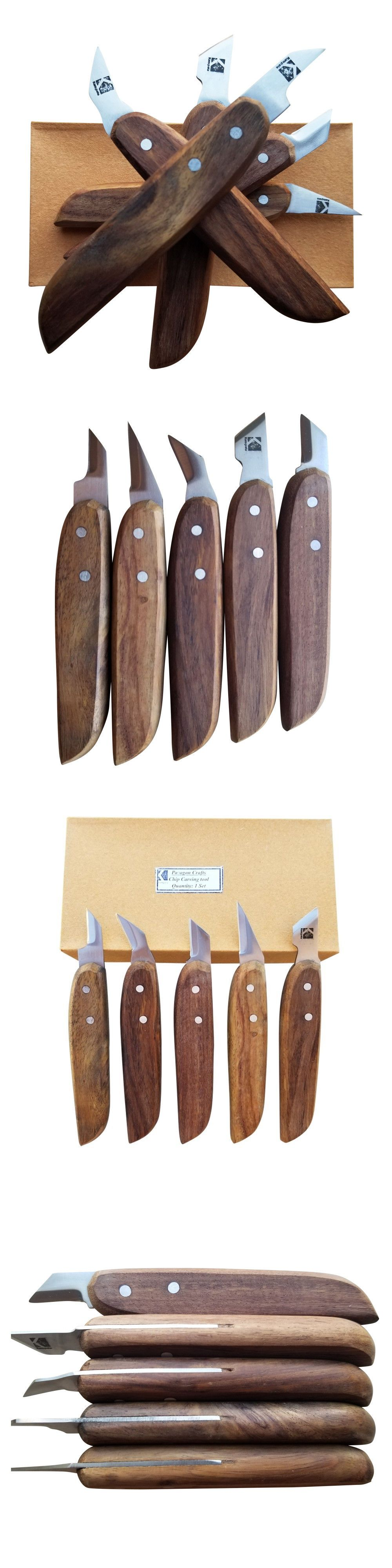 Wood carving hand tools wood chip carving knife tool set